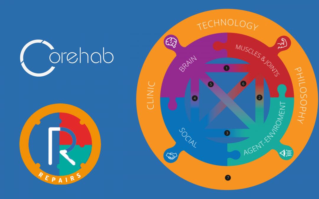 CoRehab è Host Institution per ETN Repairs
